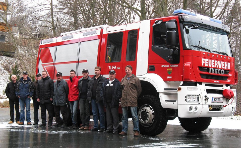 Freiwillige Feuerwehr Brand Geschichte Uber Uns